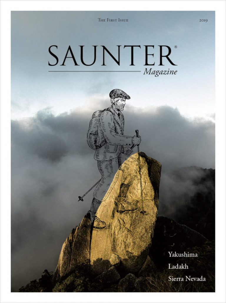 SAUNTER Magazine 創刊記念写真展